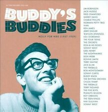Buddy's Buddies: Holly for Hire (1957-1959) by Buddy Holly (CD, Sep-2010, 3 Discs, El Toro Records)