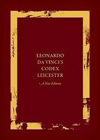 Leonardo Da Vinci's Codex Leicester : The Codex, Hardcover by Laurenza, Domen...
