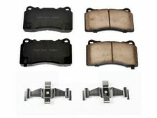 For 2004-2007 Volvo S60 Disc Brake Pad and Hardware Kit Front Power Stop 48925MD
