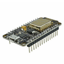 NODE MCU Lua WIFI INTERNET RED desarrollo Tabla basado ESP8266 CP2102 Módulo