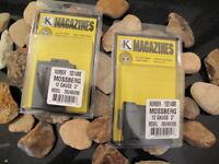 "2-Pack Magazine fits Mossberg 195 395 695 495 595 Shotgun 12 gauge 3"" 2 RD mag"