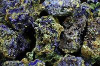 "Azurite Malachite 3"" 7-10 Oz AAA QUALITY Raw Crystal Healing Rough Chakra Stone"