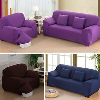 Newly Slipcover Removable Stretch Elastic Sofa Protector Couch Silp Cover Seater