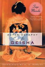 Autobiography of a Geisha-ExLibrary