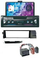 Pioneer MP3 AUX Bluetooth USB Autoradio für BMW 3er E46 Profiversion Rundpin