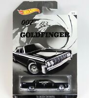 Hot Wheels   LINCOLN CONTINENTAL   !!VERSAND AM SELBEN TAG! ! 007 GOLDFINGER