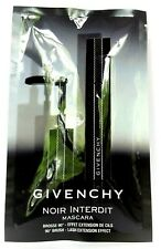 Givenchy Noir Interdit Mascara Mini Black New