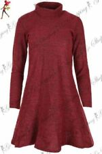 Winter Cowl Neck Dresses