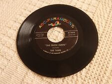 THE TAMS  THE TRUTH HURTS/WHY DID MY LITTLE GIRL CRY ABC PARAMOUNT 10614