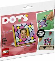 Lego ® Set Complet Polybag Dots Mini Cadre Personnalisable ref 30556