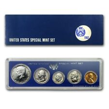 1967 Special Mint SMS Set United States US Original Government Packaging Box