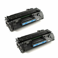 2PK Replace for HP CE505A 05A Toner  Laserjet P2055x P2055dn P2055 P2035 P2035n