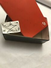 90s Nike Air Shoe Box Two Piece Collectible Rare Air Max Swoosh Orange 1990s Vtg