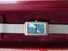 Rectangle Brushed Not Water Resistant Wristwatches