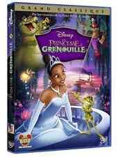 DVD La Princesse et la Grenouille Classique Walt Disney Neuf SOUS BLISTER 98 VF