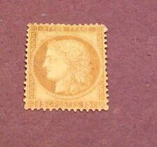 France Stamp Scott#  61  Ceres 1873 MNG  C220