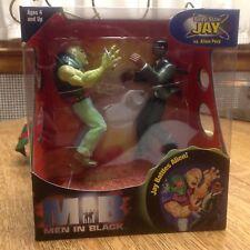 Men In Black Body Slam Jay vs. Alien Perp Action Figure 1997 Galoob