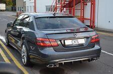 Mercedes W212 E Class E200 E220 E250 Sports Exhaust Mufflers Silencers AMG Style