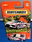 2021 Matchbox ~ 2020 Corvette ~ SUPER CHASE ~ Red White & Blue ~ #106