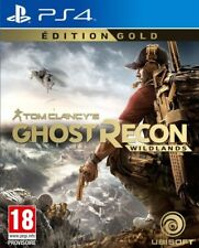 Tom Clancy's: Ghost Recon Wildlands Gold Edition PS4 Spiel *NEU OVP*