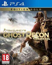 Tom Clancy's: Ghost Recon Wildlands Gold Edition PS4 Spiel *NEU OVP*