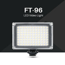 Photography Photo Video Lighting 96-LED Bulbs Flash Light For Camcorder DV DSLR