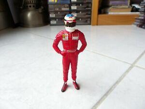Figurine Michael Schumacher Ferrari Diorama 1/18 F1 Formula 1