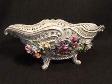Art Nouveau Date-Lined Ceramic Bowls