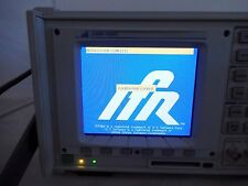 IFR COM-120C/120B Communications Service Monitor Aeroflex with 5 Options
