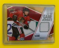 Patrick Kane - 2011-12 UD Series 1 one jersey Chicago Blackhawks