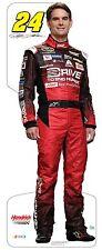 JEFF GORDON #24 NASCAR Life Size Standup/Standee/Cardboard FREE MINI