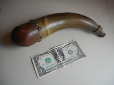 New listing Antique and possibly American Iroquois Indian made Gunpowder Horn