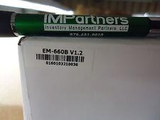 Industrial Automated EM-660B V1.2 CPU, EBX, VIA C3 800mhz, 256MB, Motherboard.