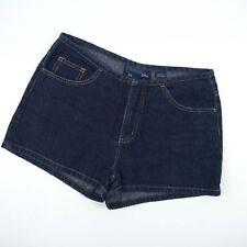 SPORTSGIRL Blue Denim Short Shorts Women's Size 10 #SG1835