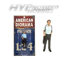 AMERICAN DIORAMA COPS 1:24 DETECTIVE II AD-23930