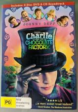 Charlie and the Chocolate Factory 3-Disc DVD & CD Soundtrack Special Edition