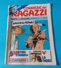 CORRIERE DEI RAGAZZI nr. 37 del 1974