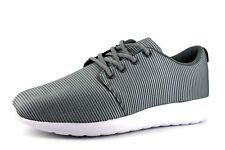 Loyalty & Faith Hardy Mens UK 11 EU 45 Grey Mesh Lightweight Sneakers Trainers