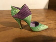 Nib Raine Just The Right Shoe Lavender Spring Raine Heel - Exclusive -Item 25215