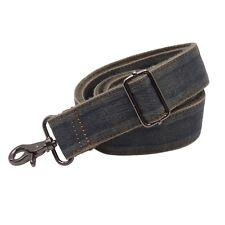 BENAVA Taschengurt DENIM Jeans Blau – Crossbody Schultergurt Tasche Verstellbar