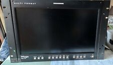 Monitor/ moniteur  vidéo tvlogic lvm171w  multi-format 17 pouces