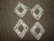 "Baton Twirling ""Rhinestone Diamonds"" 2"" Pieces 1980'S Took Off My Old Uniforms"