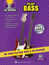 No-Brainer: Play Bass: We Make Playing Bass a No-Brainer!