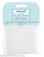 """Kitchen Craft 23cm / 9"""" Icing Savoy Piping Bag"""