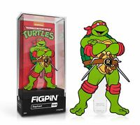In Stock: FiGPiN Classic: TEENAGE MUTANT NINJA TURTLES TMNT - Raphael(#569)