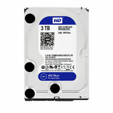 "WD Blue 3TB SATA III 3.5"" Internal Hard Disk Drive 64MB WD30EZRZ Western Digital"