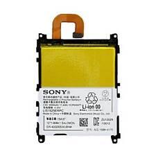 Batteria originale Per Sony Xperia Z1 C6902 C6903 C6906 L39H Pila LIS1525ERPC