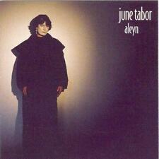 JUNE TABOR - ALEYN (New & Sealed) CD 1997 Folk Topic Records
