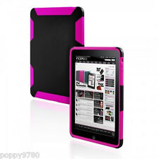 Incipio Silicrylic Case for iPad 1 Dual Protection Gel Skin Shell OEM Pink Black