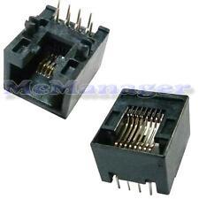 8-Pin RJ45 Telephone/Network Socket  PCB Jack/Adaptor Connector